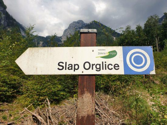 Slap Orglice